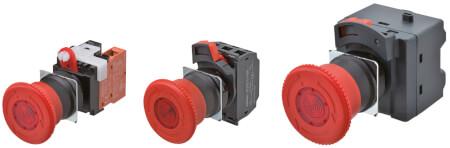 a22ne m p 02 a22e m p2 a 3x prod 450x300 1 - Interruptores de Paragem de Emergência