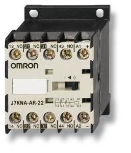 Contatores de alta tensão para baixas voltagens (LVSG)